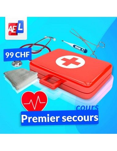 First aid course Monday September 21...