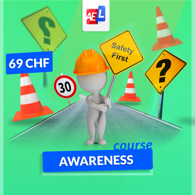 Awareness course banner