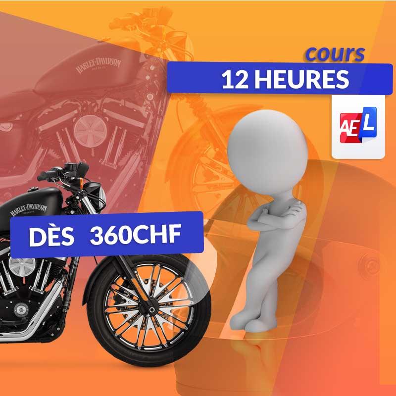 Bannière Moto 12 heure