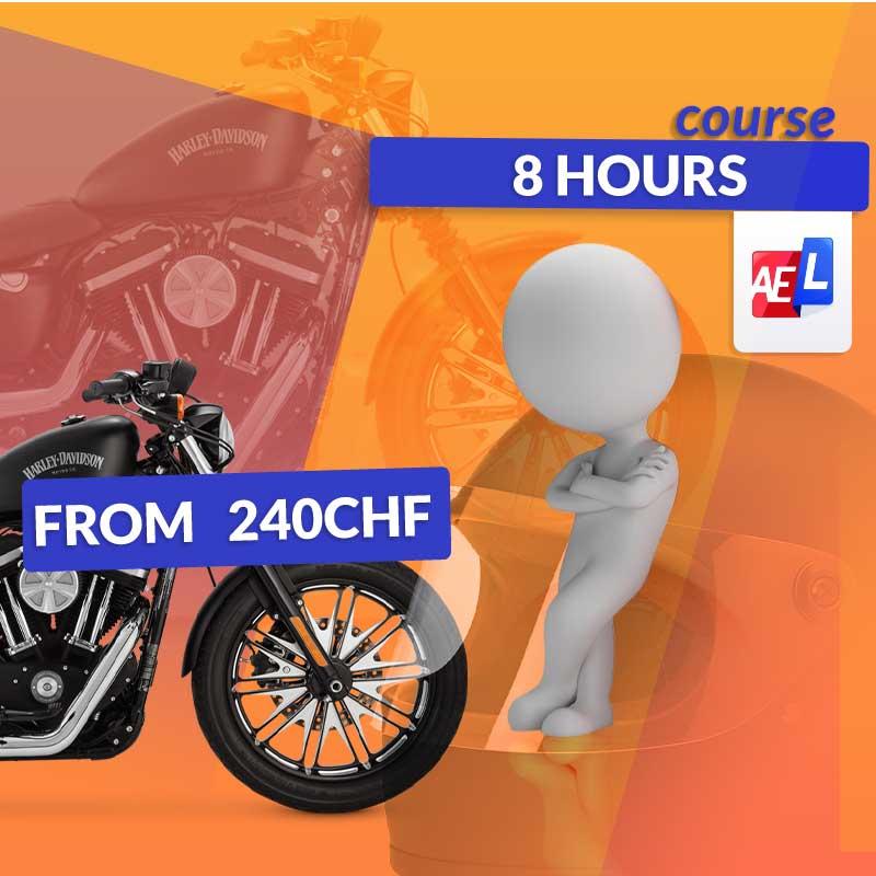 Moto banner 8 hours