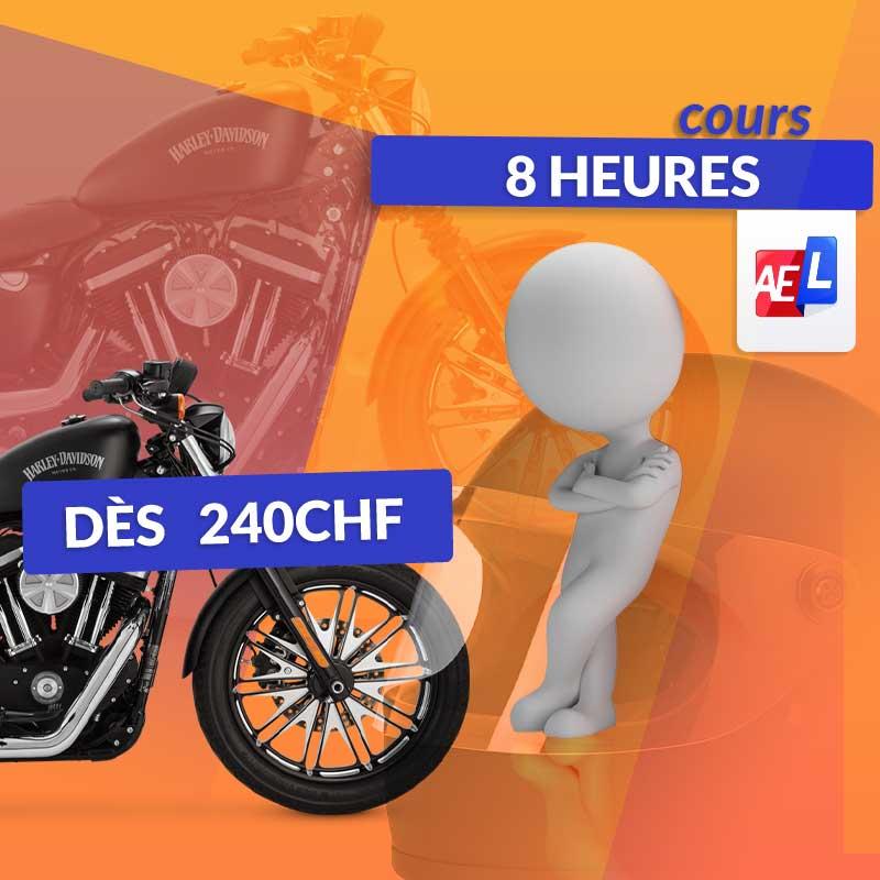 Bannière moto8 heure