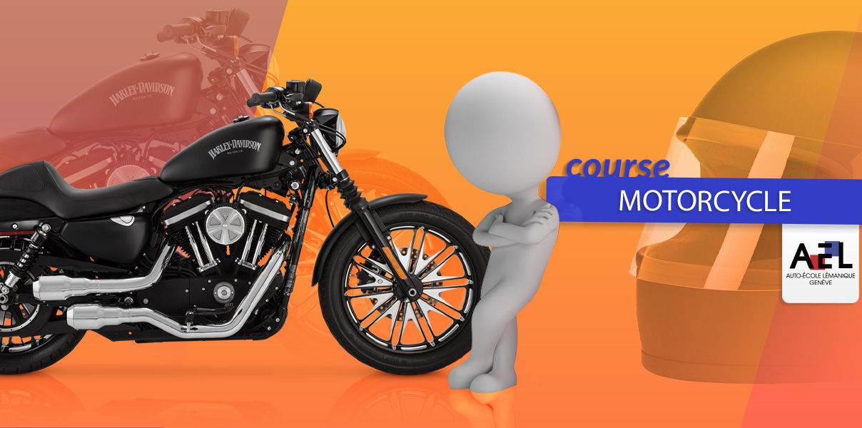 Banner Motocycle